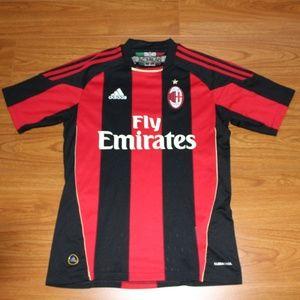 Adidas Fly Emirates Soccer Shirt Small